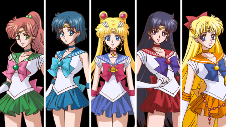 Sailor Moon Crystal 2014
